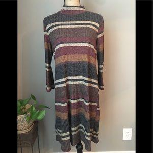 🍁Emma & Michele striped dress